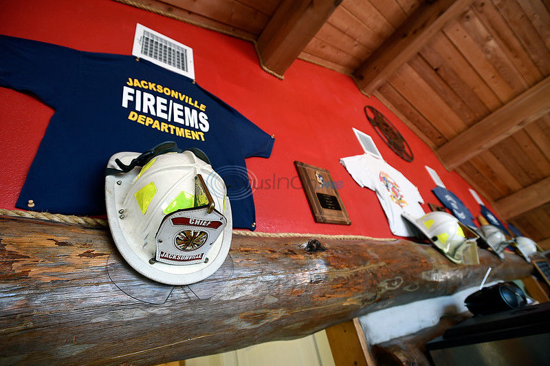 Retired fire chief opens part-time barbecue joint