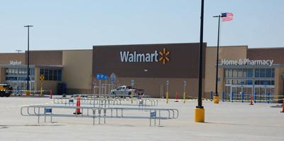 UPDATE: 1 dead, 1 injured in Kaufman Walmart shooting