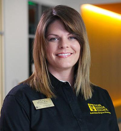 Jodi Seal named chair of TJC's associate's degree nursing program