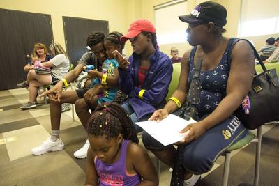 Transition hub for Tyler Hurricane Harvey evacuees to closed, but services still available