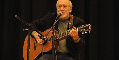 Peter Yarrow to perform at Peace Concert Sept. 18 in Tyler