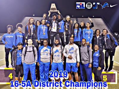 Arlington Isd Calendar 2019-16 16 5A Track: John Tyler Lady Lions capture district title   High