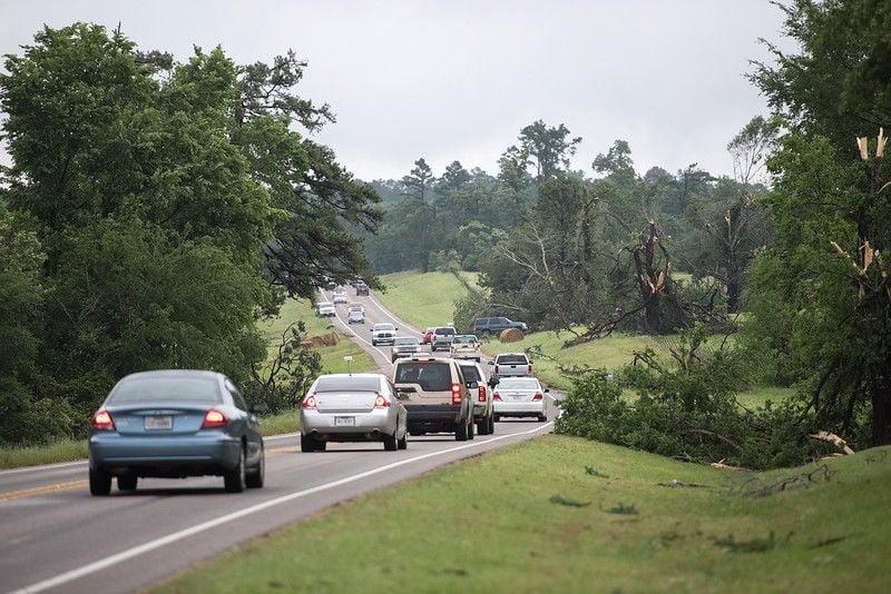 Lindale community begins cleanup after tornado hit Friday
