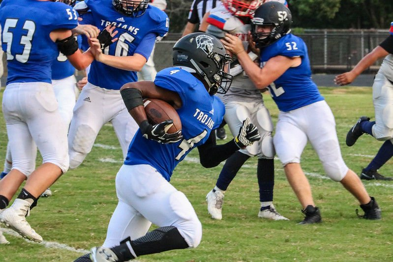 All Saints rushes past Knights