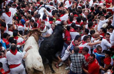 Inspired by Pamplona, Great Bull Run coming to Houston and other US cities