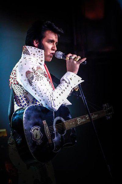 Elvis impersonator Powell set for show Jan. 20 in Gilmer
