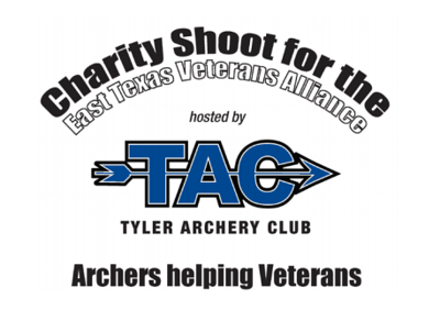 Tyler Archery Club to host fundraiser shoot for East Texas Veterans Alliance