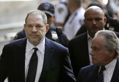 Sexual Misconduct Harvey Weinstein