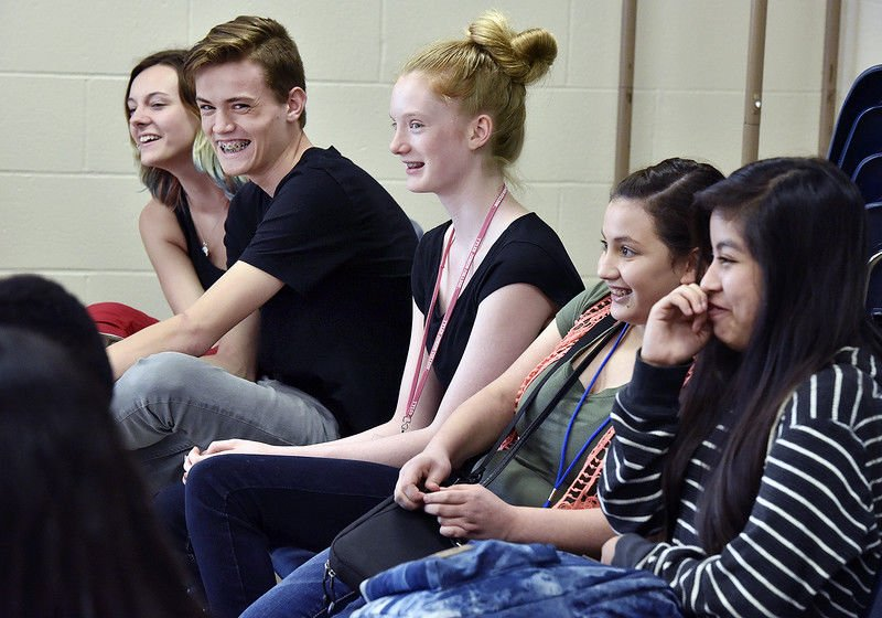 Early College High School Drama Club teaches students to incorporate art into life