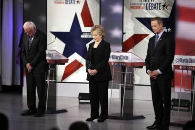 Democratic Debate Takeaways: Somber on Paris, disputes over Wall Street