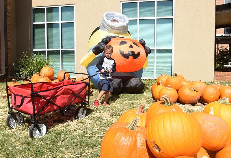 East Texas churches serve community through pumpkin patches