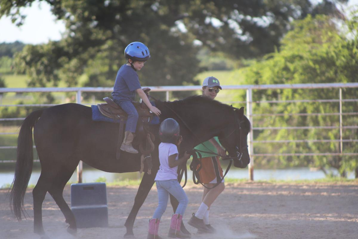 TJC, Texas Rose Horse Park team up for summer equestrian