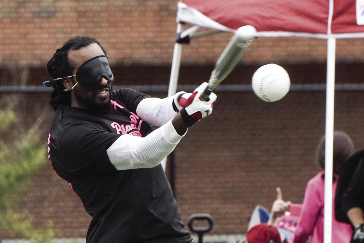 Beep Baseball, Breast Cancer