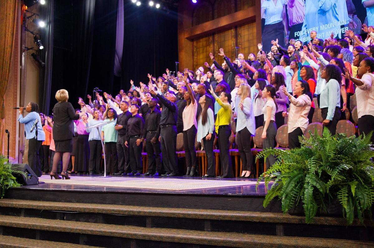 brooklyn tabernacle choir - Brooklyn Tabernacle Christmas Show
