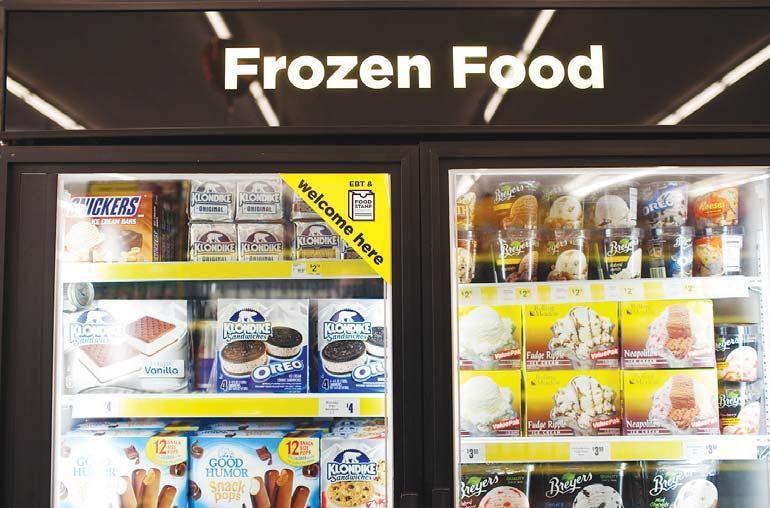 Ice cream upstarts grab freezer space from Ben & Jerry's