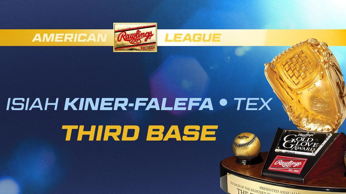 Rangers' Gallo, Kiner-Falefa earn Gold Gloves | Sports | tylerpaper.com