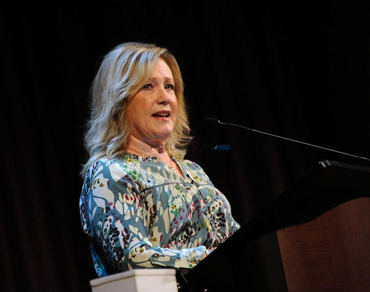 Kay Warren speaks about loss of son during Peace of Mind Tyler conference