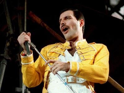 Asteroid named after Queen's late Freddie Mercury