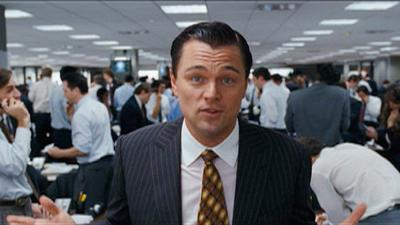 Scorsese's 'Wolf of Wall Street' has teeth
