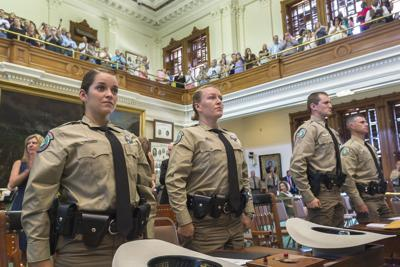 TPWD graduates 46 Texas Game Wardens and State Park Police officers