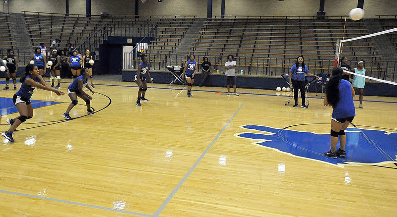 John Tyler Lady Lions happy to be back on court