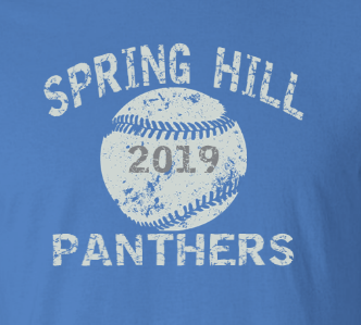Spring hill baseball