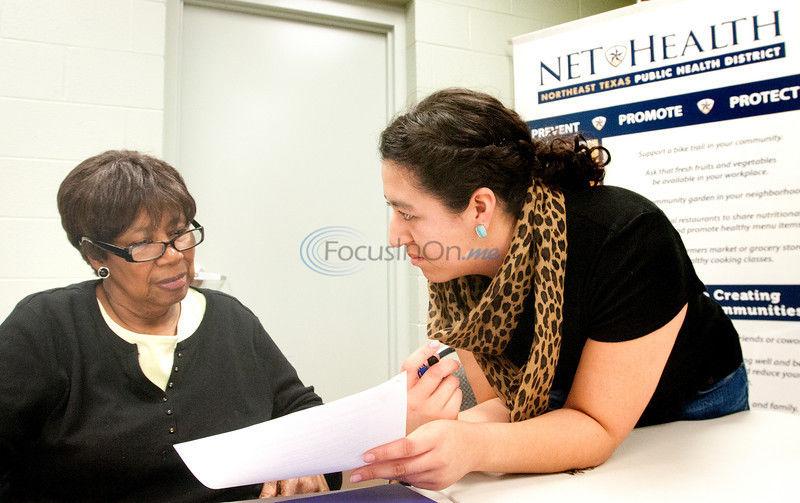 Center spreads wellness: Opened in October, it offers help, screenings, disease education