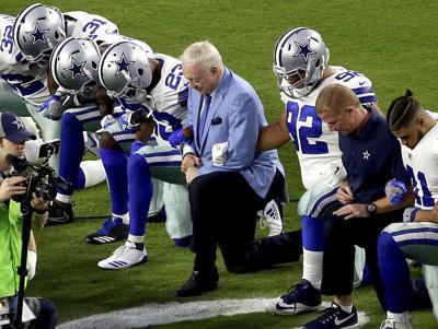Trump: US should change tax law to punish NFL