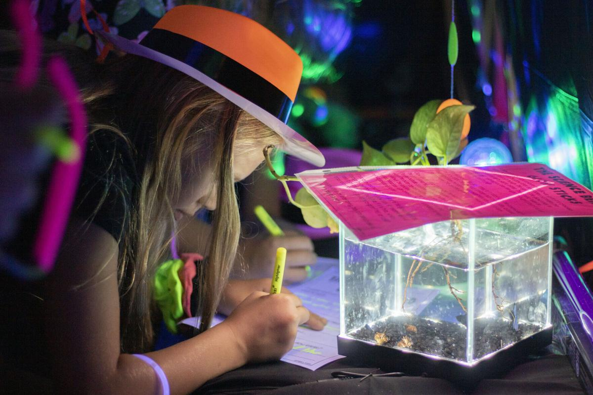 LETS GLOW: Bullard ISD brings in interactive, neon learning experience through mobile bus
