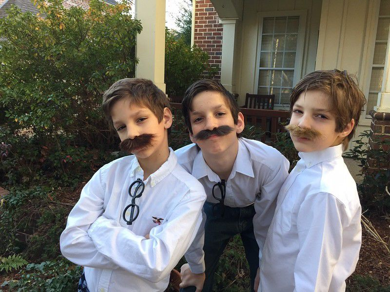 Family Matters: Test your knowledge of facial hair facts