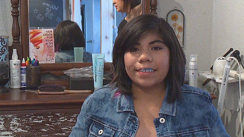 13-year-old girl's wish is for loving, forever family