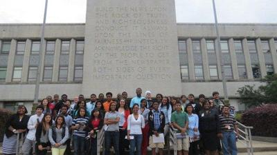 John Tyler students take learning to Dallas