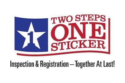 Law enforcement agencies adapt to new one-sticker registration