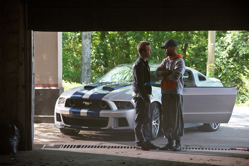 'Need for Speed' - Scott Waugh's video adaptation takes itself too seriously