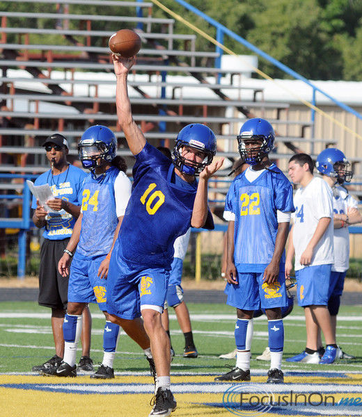 Chapel Hill begins defense of state title
