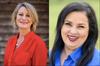 Duck Dynasty's Miss Kay and Lisa Robertson to speak in Tyler