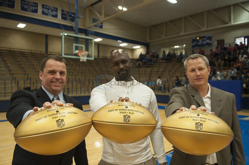 Williams sixth straight Tylerite to appear in Super Bowl