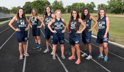 Union Grove girls track eyes 2A state medals, team title