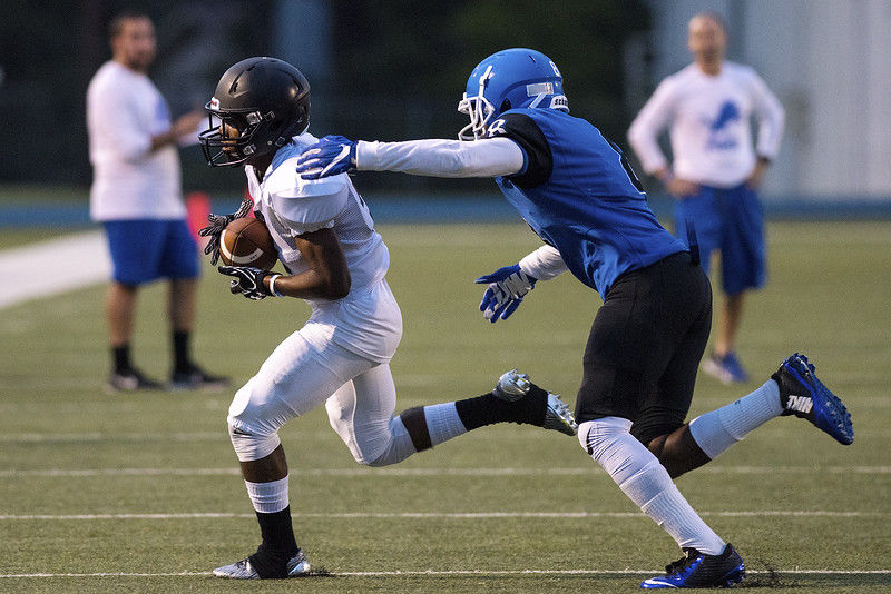 John Tyler blanks Nacogdoches in football scrimmage