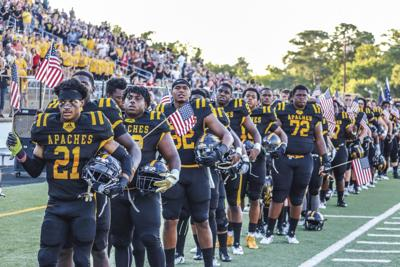 Tjc Football Apaches Meet Navarro Saturday College Tylerpaper Com