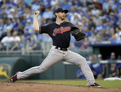 Whitehouse native Josh Tomlin and Indians agree to 2-year contract