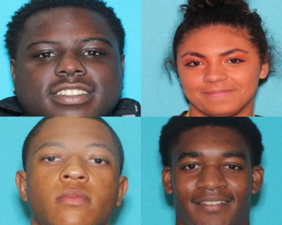 Tyler Police searching for four suspects in Aggravated Robbery investigation
