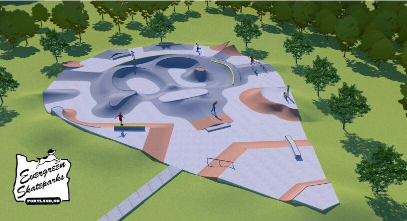 Faulkner Skate Park Phase II