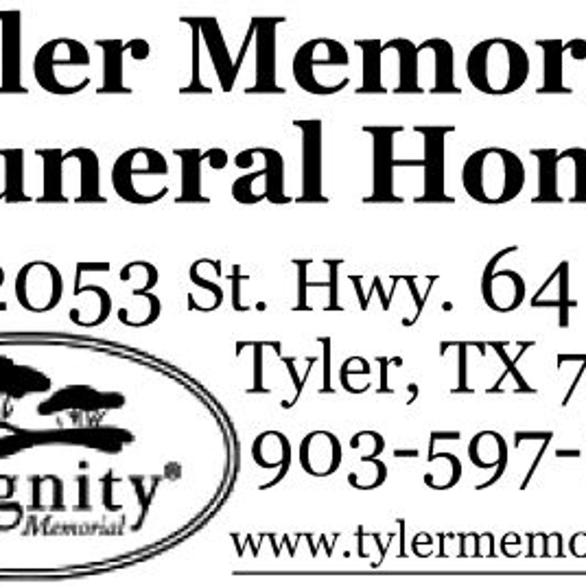 Wright, Kathleen | Obituaries | tylerpaper com