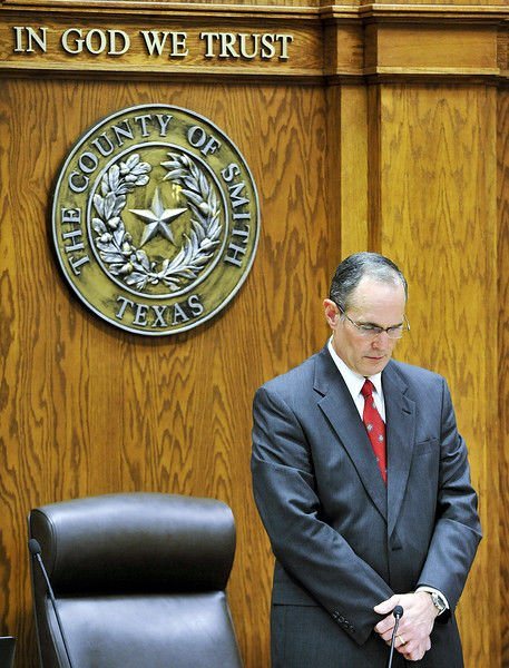 Tyler Paper calls on County Judge Joel Baker to step down