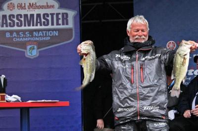 Lake Conroe hosts top amateur anglers