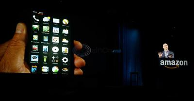 UPDATE: Amazon ties new 4.7-inch phone to its services