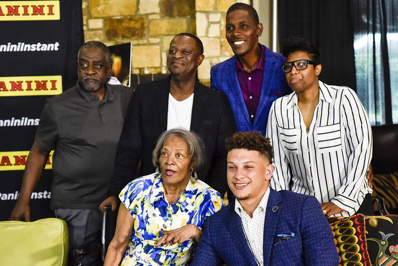 Whitehouse S Patrick Mahomes Goes No 10 In Nfl Draft To Kc