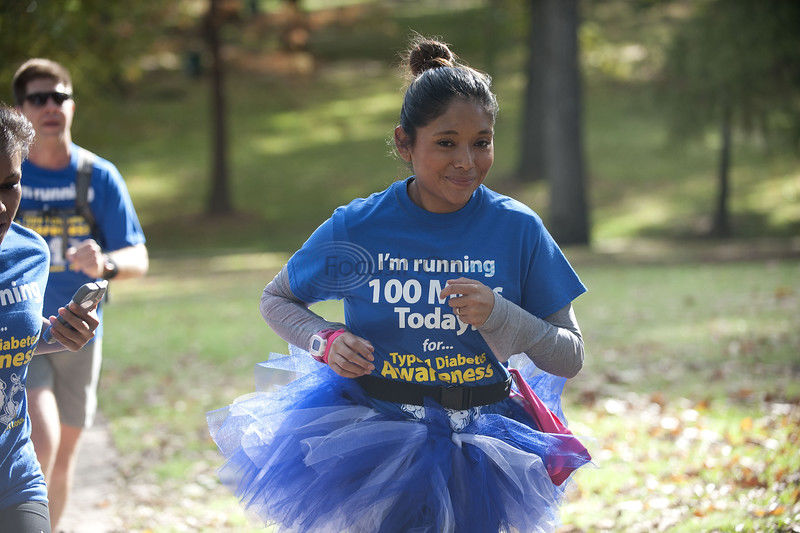 Tyler woman embarks on 100 mile journey