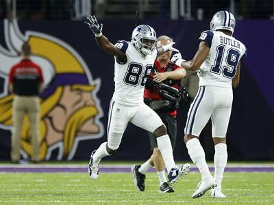 Dez Bryant: Dallas Cowboys plan 'way bigger than being 11-1'